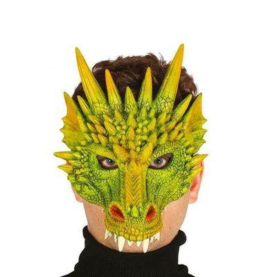 Masker draak foam
