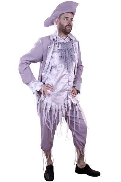 Victoriaanse geest kostuum heren