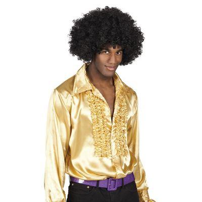 Foto van Disco blouse goud