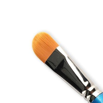 Superstar schmink penseel filbert nr 18 (Burny)