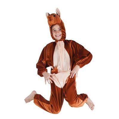 Kangaroe onesie kind