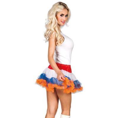 Foto van Petticoat Nederlandse vlag