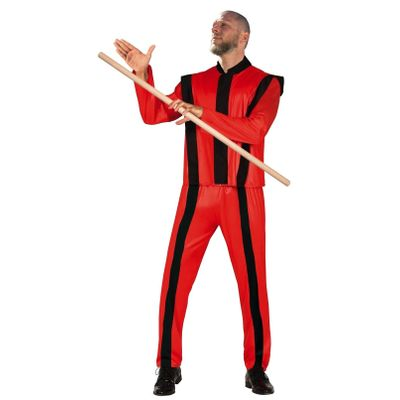 Foto van Michael Jackson kostuum Thriller Acrobaat