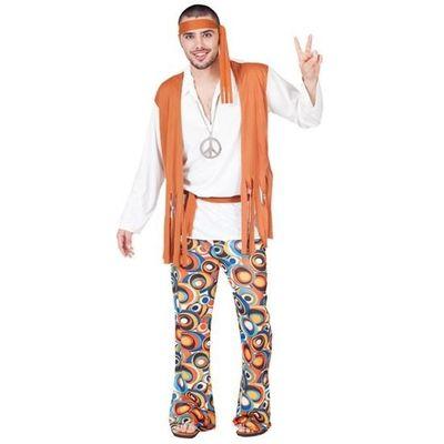 Foto van Hippie kostuum