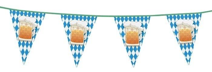 Foto van St. PE vlaggenlijn Beer party