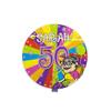 Afbeelding van Button Sarah met led