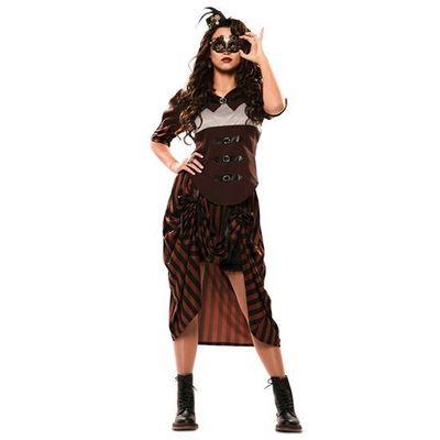 Foto van Steampunk kostuum dames