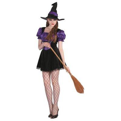 Heksen jurkje - lila