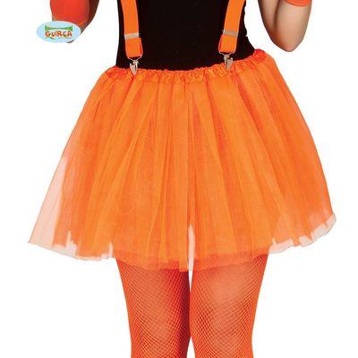 Foto van Tutu oranje