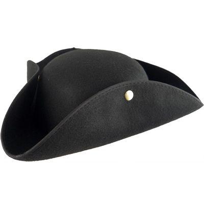 Driesteek hoed piraat
