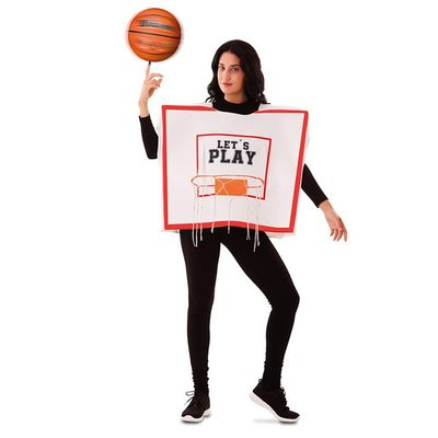 Foto van Basket kostuum