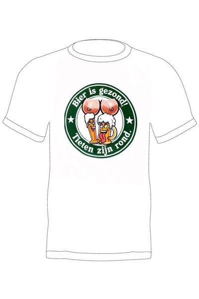 T-shirt bierviltje
