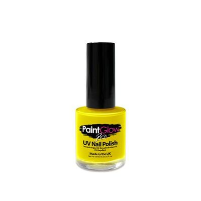 Nagellak UV geel