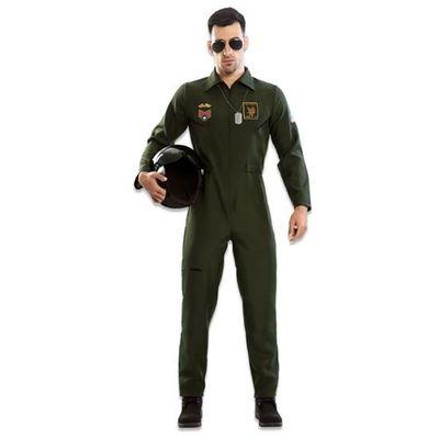 Piloot kostuum heren