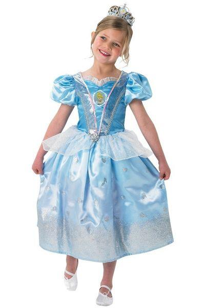 Cinderella prinses jurkje meisjes