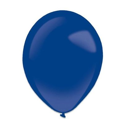 Ballonnen ocean blue (13cm) 100st