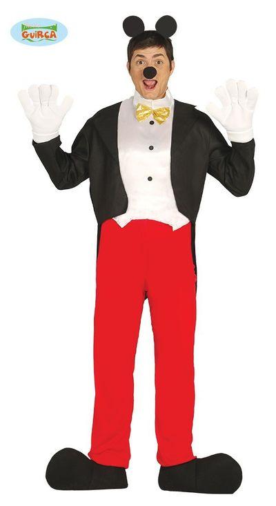 Mickey Mouse kostuum