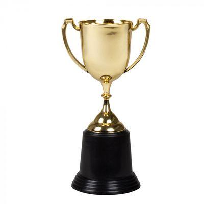 Gouden trofee 22,00 cm