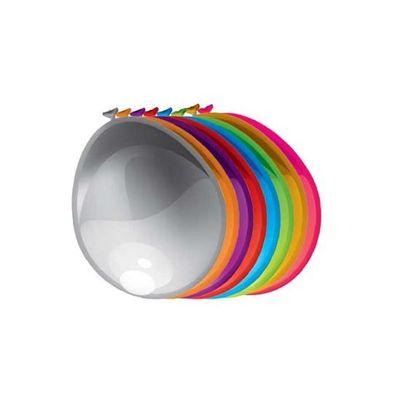 Ballonnen metallic Assorti kleur (30cm)10st