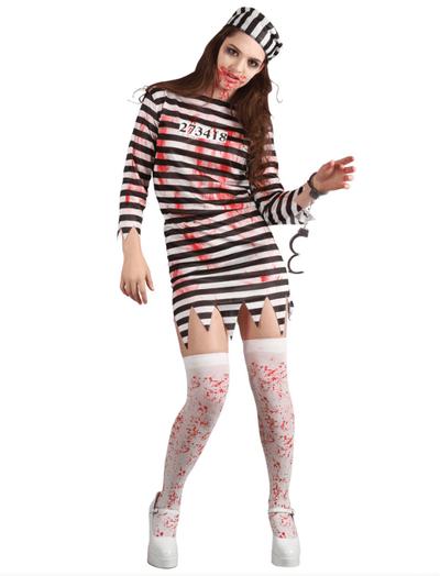 Zombie boeven jurkje