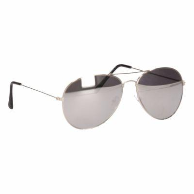Zonnebril met spiegelglas