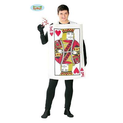Foto van Speelkaart kostuum