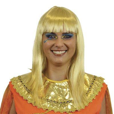 Cleopatrapruik blond