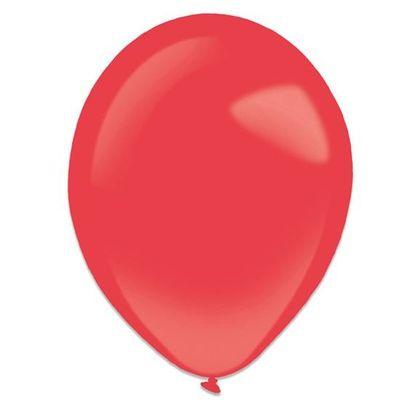 Ballonnen apple red (28cm) 50st