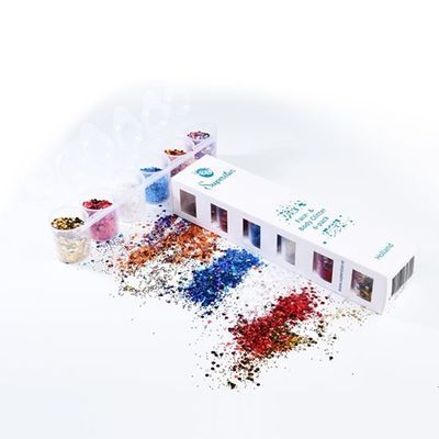 Chunky glitter 6-pack Holland