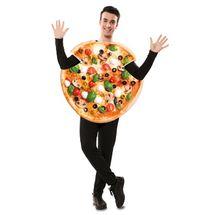 Apres ski pizza kostuum