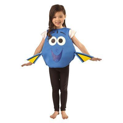 Foto van Finding Dory kostuum kind (Licentie)