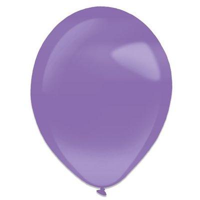 Ballonnen hydrangea pearl (35cm) 50st