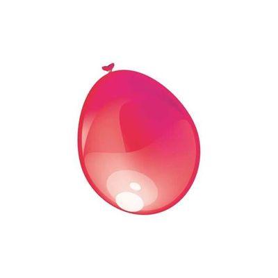 Ballonnen metallic Roze (30cm) 10st
