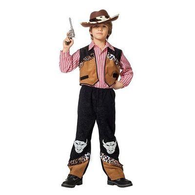 Foto van Cowboy kostuum jongen