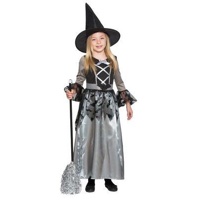 Heksenjurk kind - Zilver