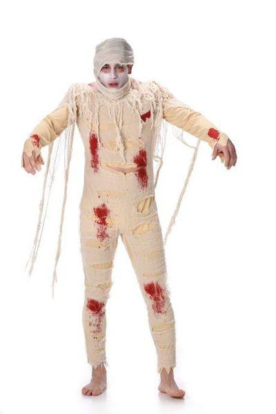 Mummie kostuum heren