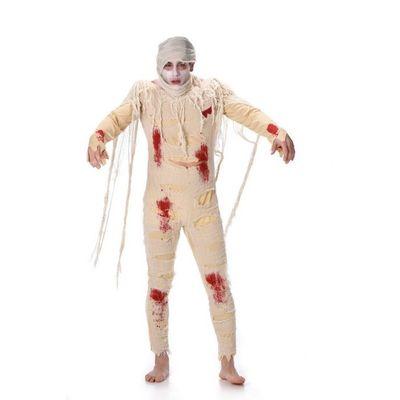 Foto van Mummie kostuum heren