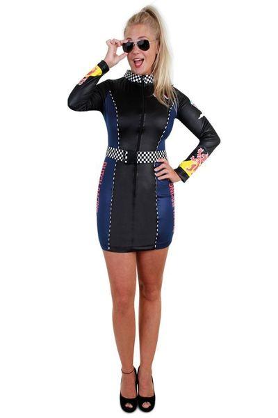 Formule 1 pitspoes kostuum