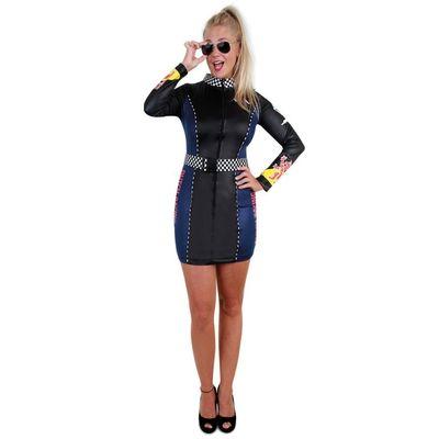 Foto van Formule 1 pitspoes kostuum