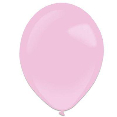 Ballonnen pretty pink (28cm) 50st