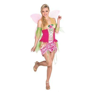 Roze fee kostuum