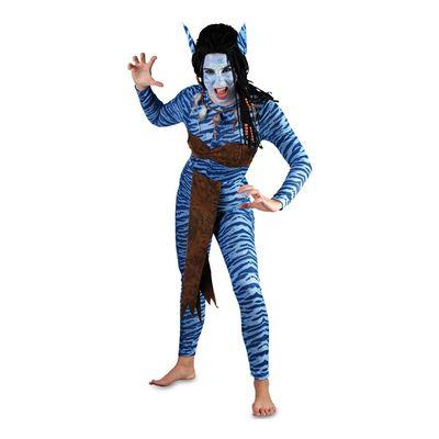 Foto van Avatar kostuum dames
