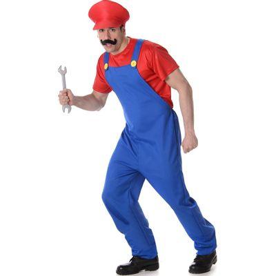 Foto van Mario kostuum luxe