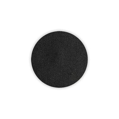 Foto van Superstar schmink waterbasis linnen zwart (16gr)
