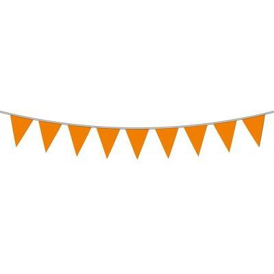 Foto van Vlaggenlijn Oranje 10M /stk