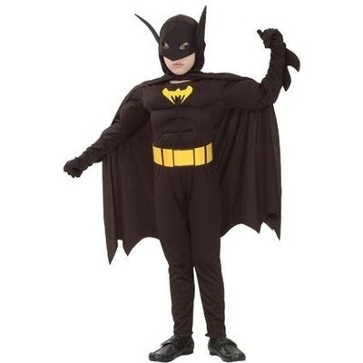 Batman gespierd kind