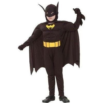 Foto van Batman gespierd kind