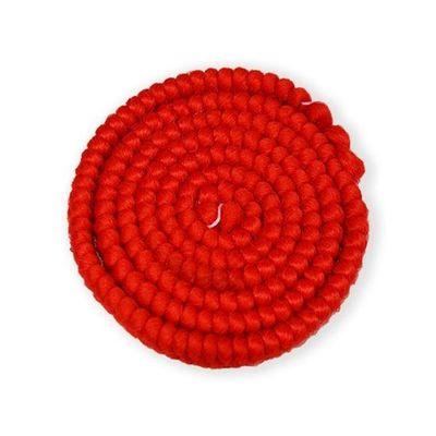 Wolcrêpe rood