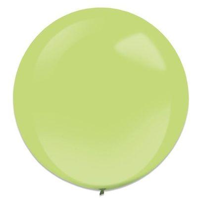 Foto van Ballonnen kiwi (60cm) 4st