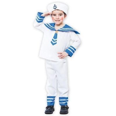 Foto van Marine kostuum jongen